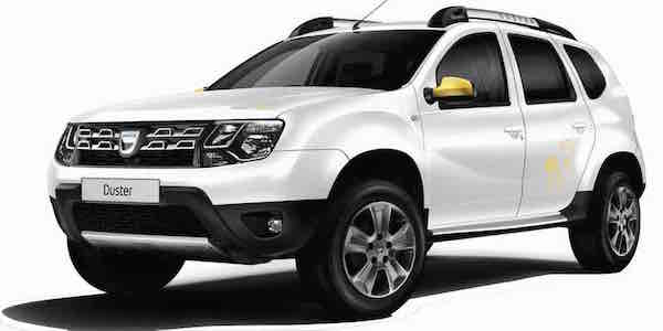 Dacia Duster 4x4 - Cars Norway