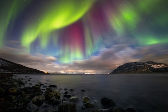 tromso northern lights by car rental