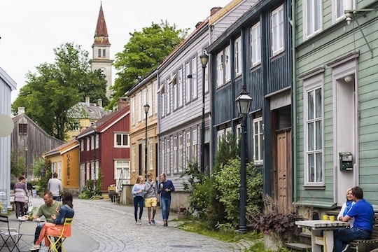 visit Trondheim, what to see